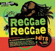 Various - Levi Roots Presents Reggae Reggae Hits NEW 3CD BOXSET