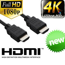 5m V7 HDMI TO HDMI 3D v1.4c Male to Male 5m Cable High Speed with Ethernet NEW
