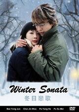 Winter's Sonata - Winter Love Song - Korean Drama - Box Set - English Subtitle
