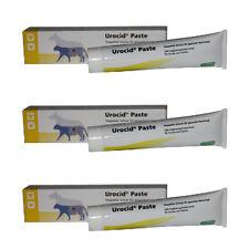 3 x cp-pharma Urocid Paste 100 g für Hunde und Katzen