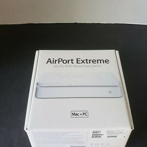 Apple Wireless A1143 AirPort Express Wi-Fi Router Base Station Extreme