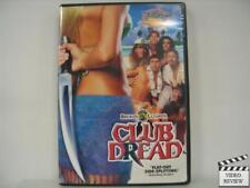 Club Dread (DVD, 2009, Rated; Dual Side)