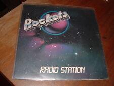 "ROCKETS ""RADIO STATION-STAR VISION"" ITALY'82"