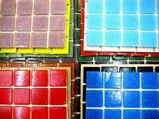 Deluxe Rainbow 400 Azulejos de mosaico Mix. Artes y Oficios de los proyectos escolares