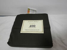 NEW Austin Horn Classic Gold Label 2 Standard Pillowcases ~ Chocolate 400 TC NIP