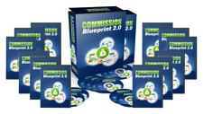 Commission Blueprint V2 Advance Video Training - with resell rights