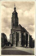 BUTTSTÄDT Thüringen AK 1960 Kirche Strassen Partie mit 8 Pf. Heuss frankiert