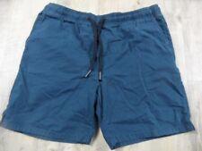NEW LOOK Men schöne Beach Shorts blaugrau Gr. L NEU