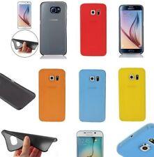 Étuis, housses et coques transparent mat pour téléphone mobile et assistant personnel (PDA) Samsung