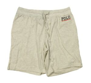 Polo Ralph Lauren Men's Lightweight Slim Fit Breathable Mesh Sleep Shorts