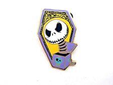 Disney Pin Nightmare Before Christmas Jackbox Skellington by Jerry Leigh [95980]
