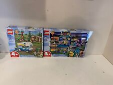 Lot Of 2 LEGO Toy Story Buzz & Woody's Carnival Mania Set (10770) & 10769