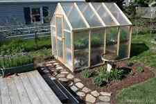 Building Your Own Greenhouse 6 Books Gardening Prepper Grow food at home CD DVD
