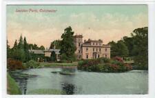 LEXDEN PARK, COLCHESTER: Essex postcard (C49954)