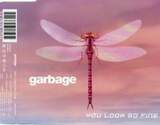 Garbage ‎Maxi CD You Look So Fine - Europe (M/M)