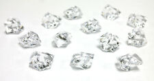 Acrylic Crystal Gem Stone Ice Rocks Table Scatter Confetti Vase Filler, 10 lbs