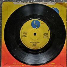 "REZILLOS TOP OF THE POPS 7"" Single EX. vinyl"