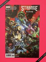 2020 Andrade Variant Marvel NM Williams//Andrade #1 Doctor Strange The End