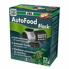 JBL autofood Automatic Feeder - Black - Automatic Fish Feeder Machine Fish Food
