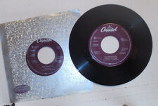 """THE BEATLES,""""Ticket To Ride""""/""""Yes It Is""""  NEW  45rpm"""