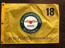 New listing 2005 PGA Championship Baltusrol Golf Club Phil Mickelson NEW MINT 2020