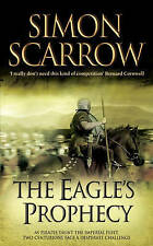The Eagle's Prophecy (Roman Legion 6), By Simon Scarrow,in Used but Acceptable c
