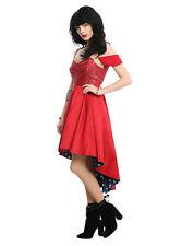 Vestido de fiesta Vestido de Mujer Maravilla Dc estrellas graduación exclusivo Cosplay Vestido Talla L