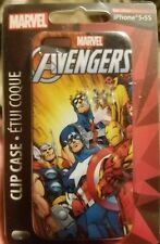 Marvel The Avengers Clip Case For iPhone 5 5S