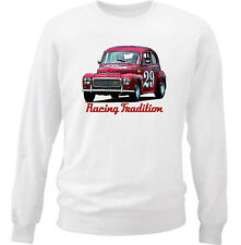 VOLVO PV 544 - COTTON WHITE SWEATSHIRT ALL SIZES IN STOCK