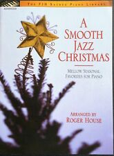 Gemm Piano Solo A Smooth Jazz Christmas, Arranged by Roger House