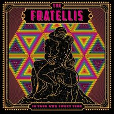 The Fratellis -  In Your Own Sweet Time - CD Album (Released 16th March 2018)New