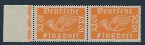D.Reich Nr. 111 f17 postfrisch/**, PLATTENFEHLER (58371)