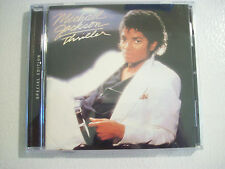 Michael Jackson Thriller 1982 CD