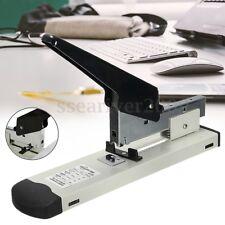 Heavy-Duty Metal Stapler Bookbinding Stapling 120 Sheet Capacity Business Tool