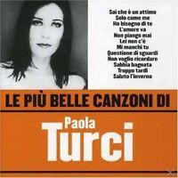 CD Paola Turci Le Piu' Belle Canzoni Di Paola Turci
