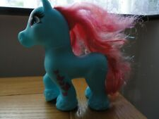 My Little Play Pony Toy Turning head / blue.