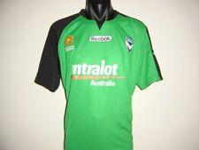 MELBOURNE VICTORY 2010/2011 GREEN GOALKEEPER A-LEAGUE JERSEY SHIRT MEDIUM