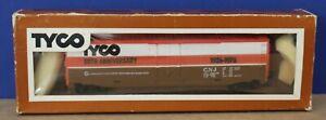 Tyco 364 HO 50' CNJ Boxcar Special Issue Tyco 50th Anniversary USA RTR NIB 1976
