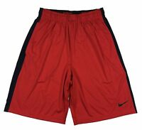 Nike Mens Fly 2.0 Training Shorts 613599 658 Red/Navy Mult Size New