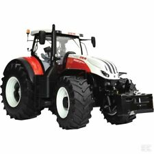 Marge Models Steyr 6300 Terrus CVT Tractor 1:32 Scale Model Present Gift Toy