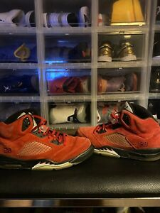 Air Jordan 5 Raging Bull Size 11 100% Authentic OG None