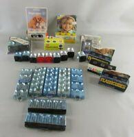 MIXED LOT 43 Vtg Flash Bulbs cubes sticks