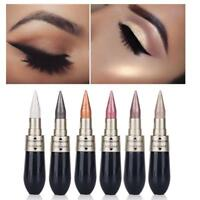Waterproof Cosmetic Eye Liner Pencil Black Liquid Eyeliner Pen Eye Shadow