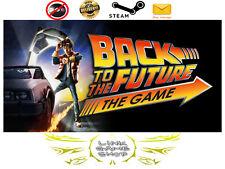 Back to the Future: The Game PC & Mac Digital STEAM KEY -Region Free