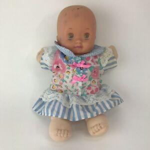 "Vintage 1991 Mattel Magic Nursery Baby Doll Newborn 11"" (SELLING AS IS)"