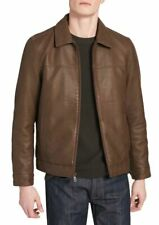 Tommy Hilfiger Mens Faux Leather Jacket Size M Medium...
