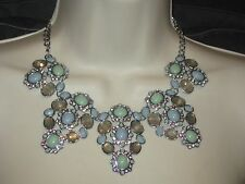 Sparkle -$148 Beautiful For The Holidays Lia Sophia Fondant Necklace -Lots Of