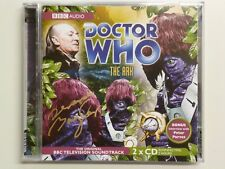 Doctor Who The Ark. BBC Radio Collection CD SIGNED TERENCE BAYLER