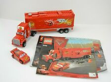 LEGO Disney/Pixar Cars Mack's Team Truck (8486) with instructions