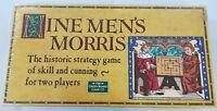 Nine Mens Morris Legendary Board Game